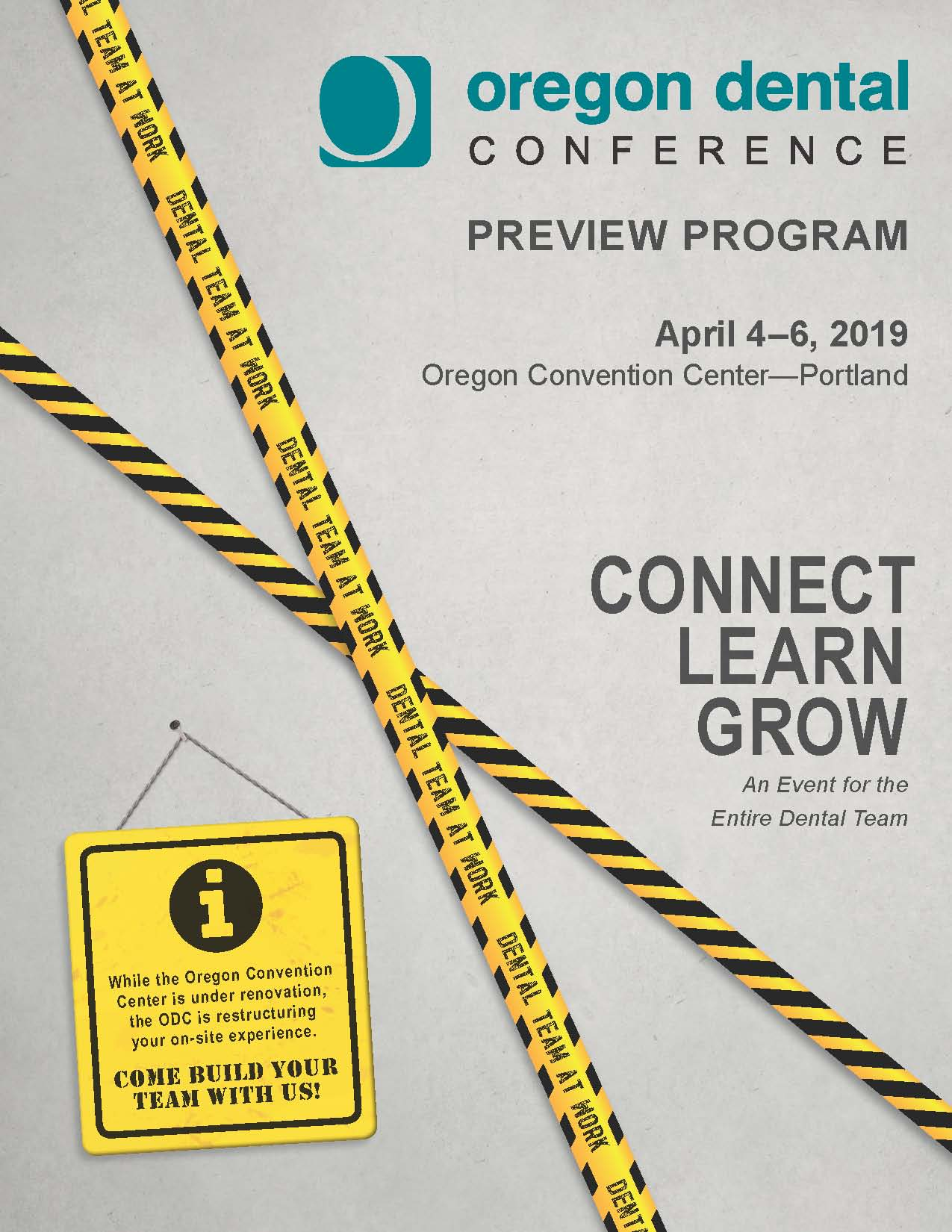 2019 ODC Preview Program
